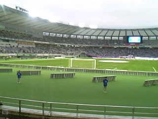 F・マリノス v.s FC東京