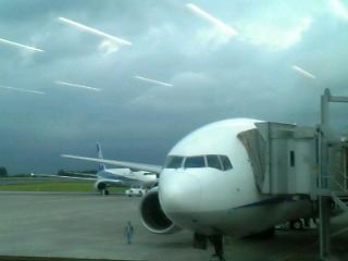 @鹿児島空港