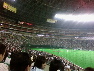 福岡ソフトバンクホークス v.s. 千葉ロッテマリーンズ