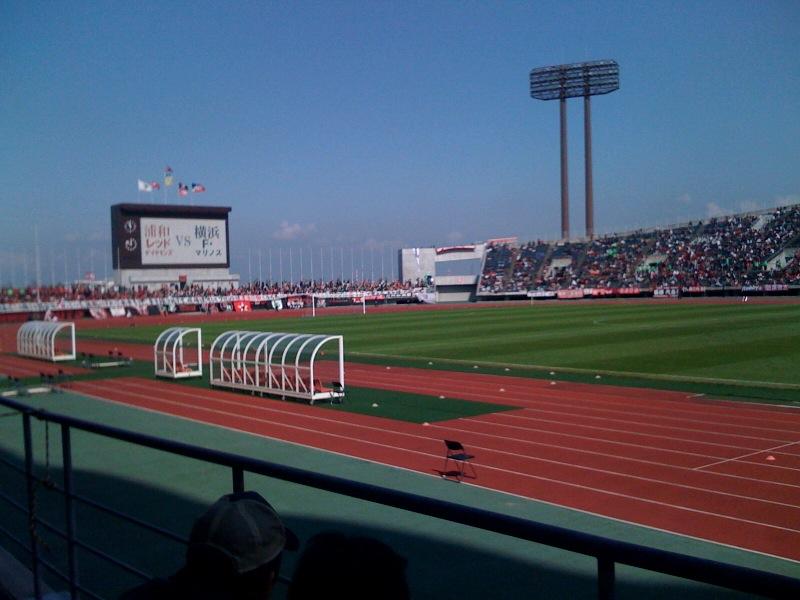 F•マリノス v.s. 浦和レッズ(天皇杯5回戦)