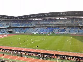 F・マリノス v.s. 川崎フロンターレ
