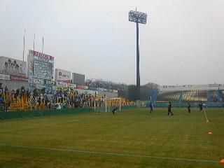 横河FC v.s. 柏レイソル(天皇杯第4戦)