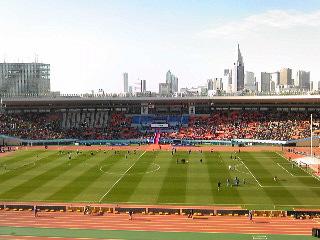 天皇杯決勝 ガンバ大阪 v.s. 柏レイソル