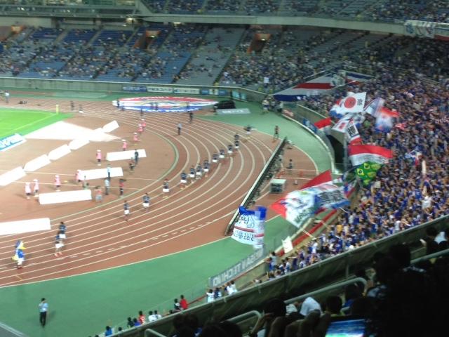 F・マリノス v.s. セレッソ大阪